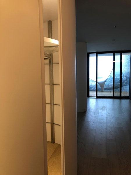 Wohnungsausbau Elbphilharmonie